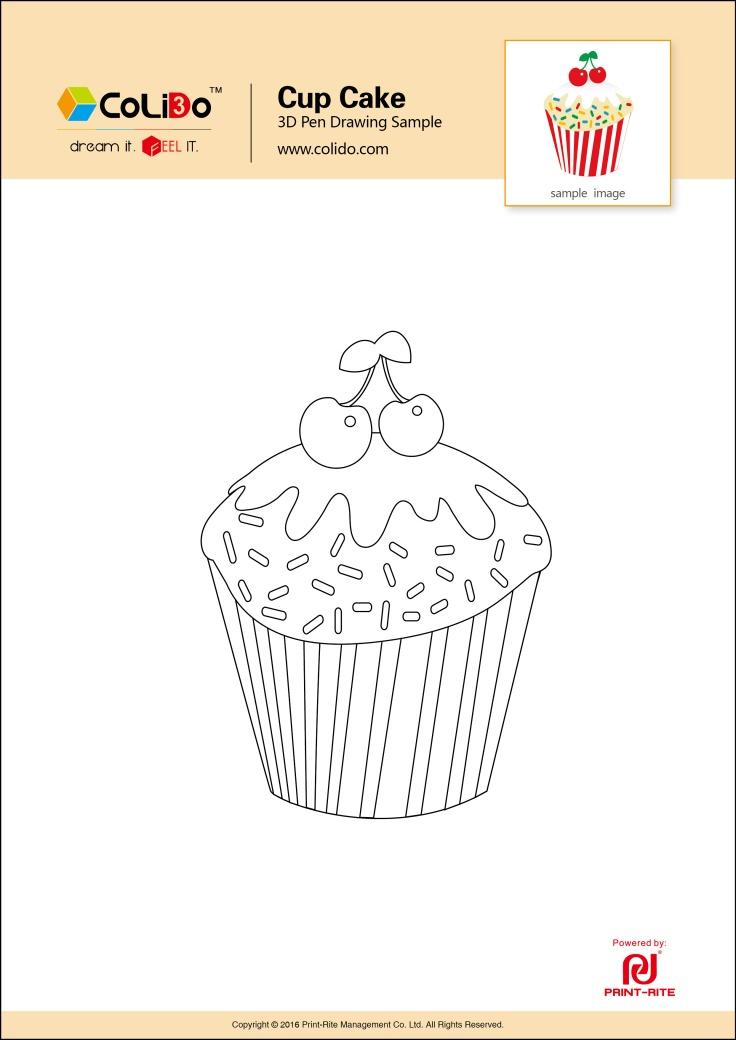 CoLiDo-3d-pen-stencil-cup-cake